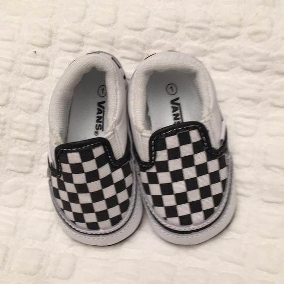 08b55c68 Infant Vans - size 1